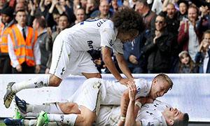 Tottenham Hotspur 1-0 Southampton