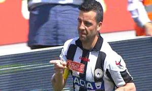 Udinese 3-1 Sampdoria