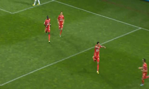 Valenciennes 4-1 Rennes
