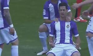 Valladolid 1-0 Deportivo La Coruna