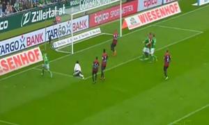 Werder Bremen 1-1 Eintracht Frankfurt