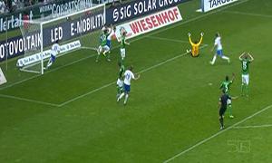 Werder Bremen 2-2 Hoffenheim
