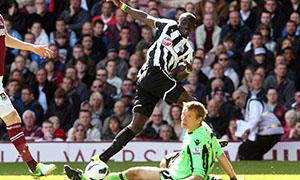 West Ham United 0-0 Newcastle United