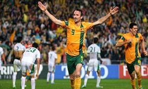 Australia 1-0 Iraq