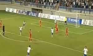Azerbaijan 1-1 Luxembourg