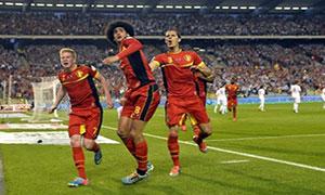 Belgium 2-1 Serbia