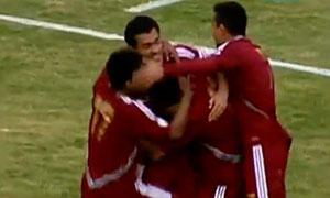 Bolivia 1-1 Venezuela