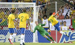 Brazil 2-2 England