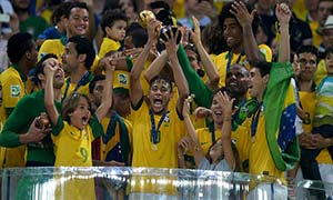 Brazil 3-0 Spain
