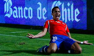 Chile 3-1 Bolivia