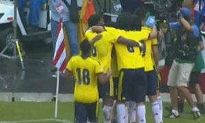 Colombia2-0 Peru