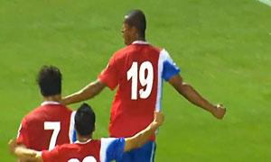 Costa Rica 1-0 Honduras