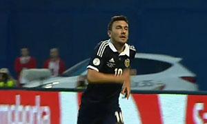 Croatia 0-1 Scotland