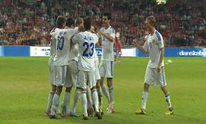 Denmark 0-4 Armenia