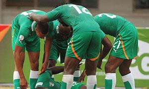 Gambia 0-3 Ivory Coast