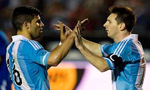 Guatemala 0-4 Argentina