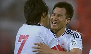 Iraq 0-1 Japan