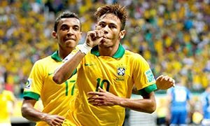 Italy2-4 Brazil