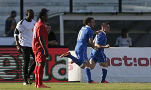 Italy 2-2 Haiti