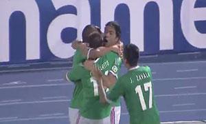 Jamaica 0-1 Mexico