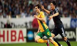 Japan 1-1 Australia