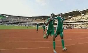 Kenya 0-1 Nigeria