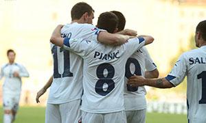 Latvia 0-5 Bosnia-Herzegovina