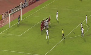 Lebanon 1-1 South Korea