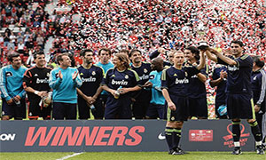 Legends: Manchester United 1-2 Real Madrid