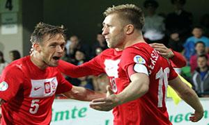 Moldova 1-1 Poland