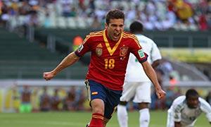 Nigeria 0-3 Spain
