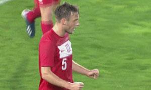 Poland 2-0 Liechtenstein
