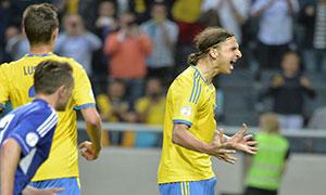 Sweden 2-0 Faroe Islands