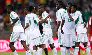 Tahiti 1-6 Nigeria