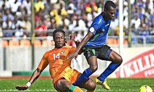 Tanzania 2-4 Ivory Coast