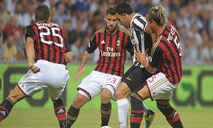 AC Milan 0-0 (7-6) Juventus