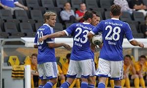 Alemannia Aachen 1-6 Schalke