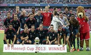 Bayern Munich 2-0 Barcelona