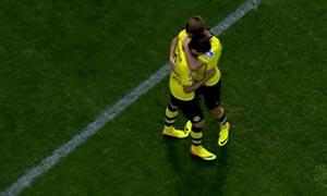 Borussia Dortmund 1-0 Hamburger SV