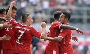 Borussia Monchengladbach 1-5 Bayern Munich (Telekom Cup 2013)