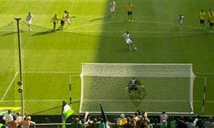 Borussia Monchengladbach 1-0 Borussia Dortmund (Telecom Cup 2013)