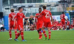 Brescia 0-3 Bayern Munich