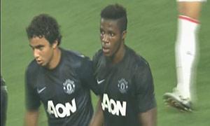 Cerezo Osaka 2-2 Manchester United