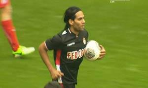 Fortuna Dusseldorf3-2 AS Monaco