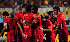 Galatasaray 3-3 Malaga