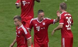 Hamburger SV 0-4 Bayern Munich (Telekom Cup 2013)