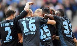 Hamburger SV 2-0 Copenhagen