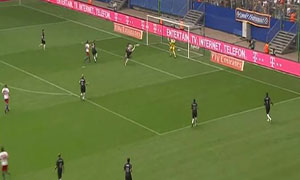Hamburger SV 1-1 Inter