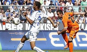 Karlsruher SC 2-1 Valencia