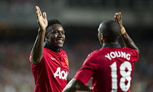 Kitchee 2-5 Manchester United
